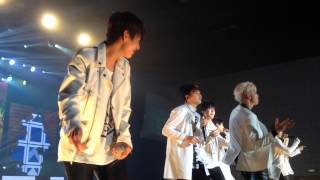 Gambar cover [HD Fancam] BTS 141220 The Rad Bullet in Thailand - I Like it & If I Ruled The World