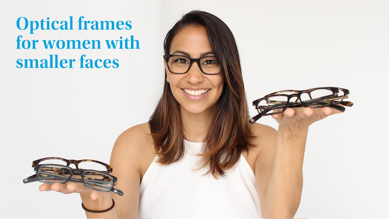 Best Glasses Frames For Narrow Faces : Warby Parker Unboxing glasses for women with narrow ...