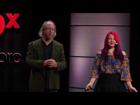 Body Art | Scott Fray & Madelyn Greco | TEDxGreensboro