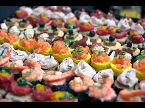 Easy Wedding reception finger food  YouTube
