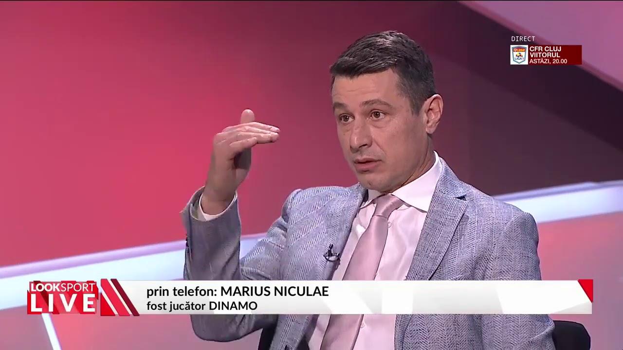 Marius Niculae, în direct la Look Sport LIVE după Dinamo - FCSB 0-1: