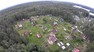 Карелия - дачный участок у Париканъярви(, 2015-07-26T23:28:08.000Z)