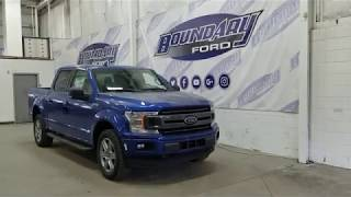 2018 Ford F-150 SuperCrew XLT Sport 302A W/ 3.5L EcoBoost, Command Start Overview | Boundary Ford