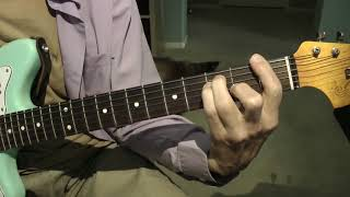 Apache - Guitar Lesson