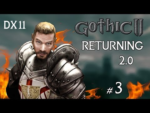 "#3 - Becoming a citizen, Creeks ""Razor"" - Gothic 2: Returning 2.0 English"