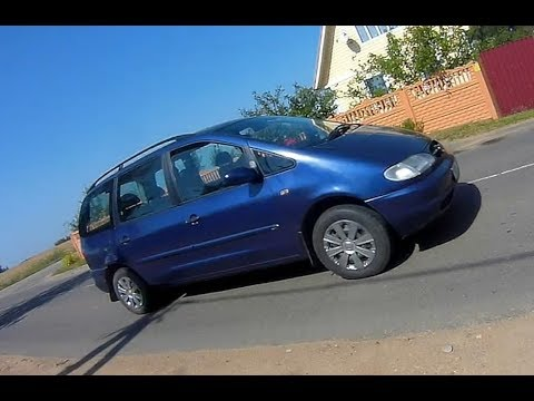 Чип-тюнинг Ford Galaxy 1.9TDI 90hp