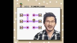 SMW Hack - Luigi's Misadventures: Tsux Namine's Factor (3)