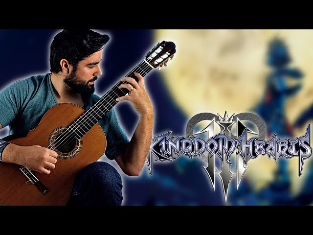 KINGDOM HEARTS - Dearly Beloved | Classical Guitar Cover (Beyond The Guitar)