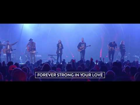 In God We Trust Lyric Video LIVE - OPEN HEAVEN / River Wild - Hillsong Worship