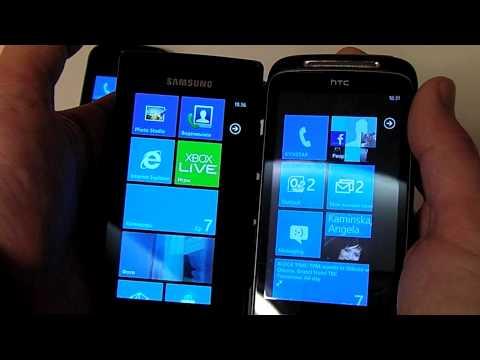 ГаджеТы: попал в руки Samsung Omnia W