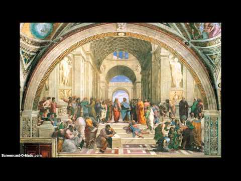 Raphael's School of Athens: An Introduction