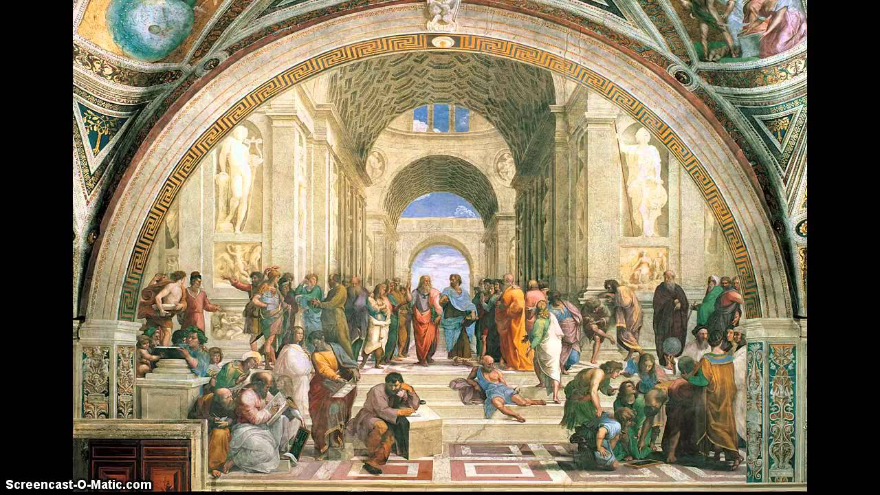 raphaels school of athens Raphael's school of athens (masterpieces of western painting) [marcia hall] on  amazoncom free shipping on qualifying offers this book examines one of.