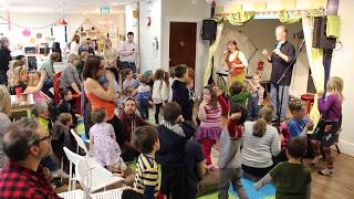 Donna - Andy Cha Cha Cha - Children's song with actions and sing along