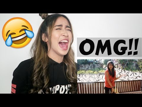 REACTING TO MY OLD 'JEJE' VIDEOS!!!