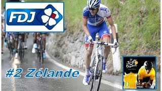 Tour de France 2015 - Thibaut Pinot - FDJ - Etape 2 : Zélande