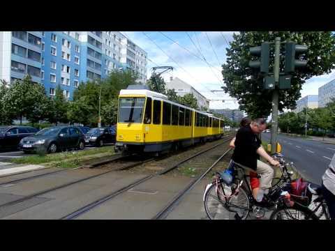 Berlin Strassenbahn - June 2011 (HD)