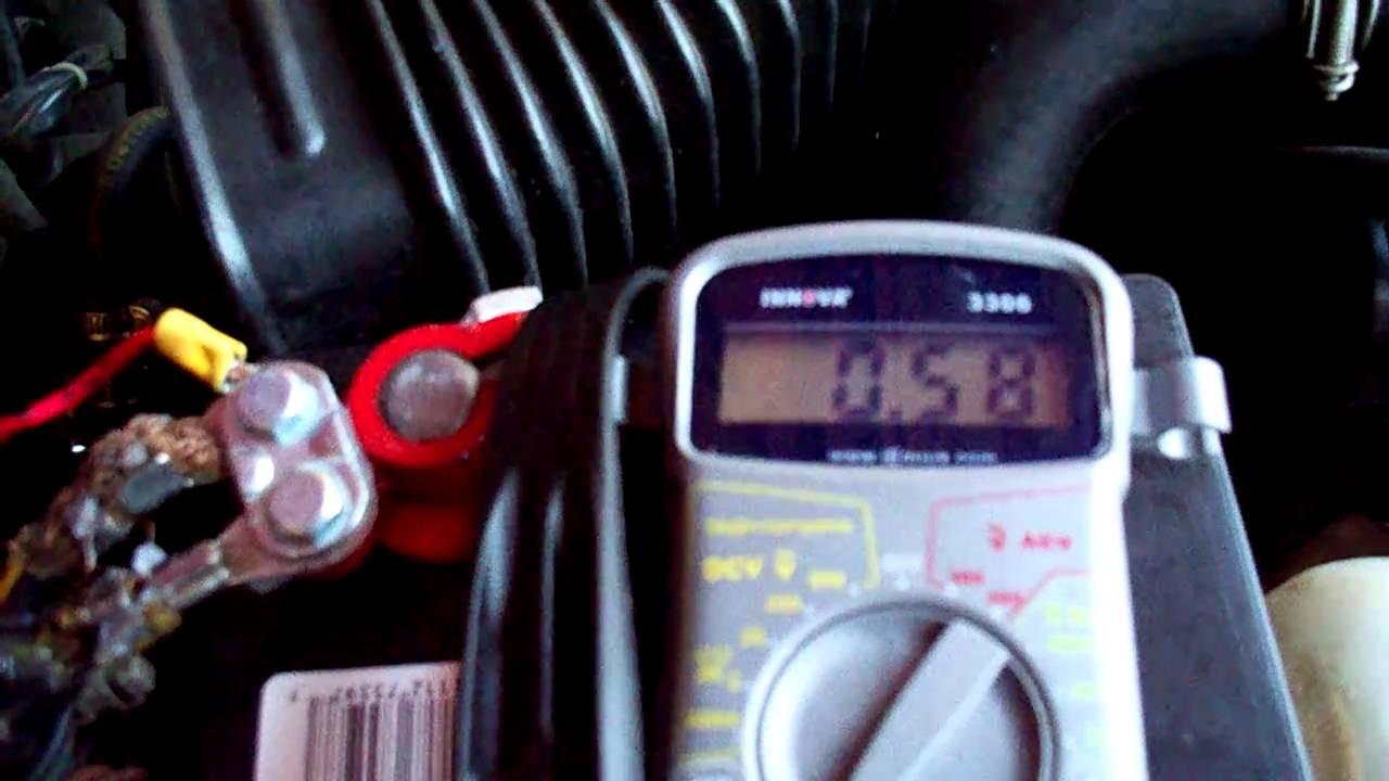 nissan hardbody ka24e maf sensor testing [ 1280 x 720 Pixel ]