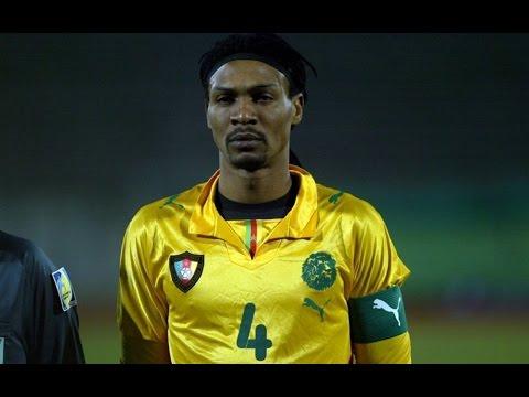 L'ex footballeur Rigobert Song victime d'un AVC