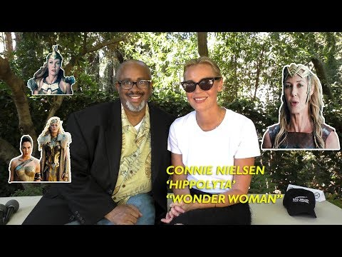 Connie Nielsen, 'HIPPOLYTA'  for