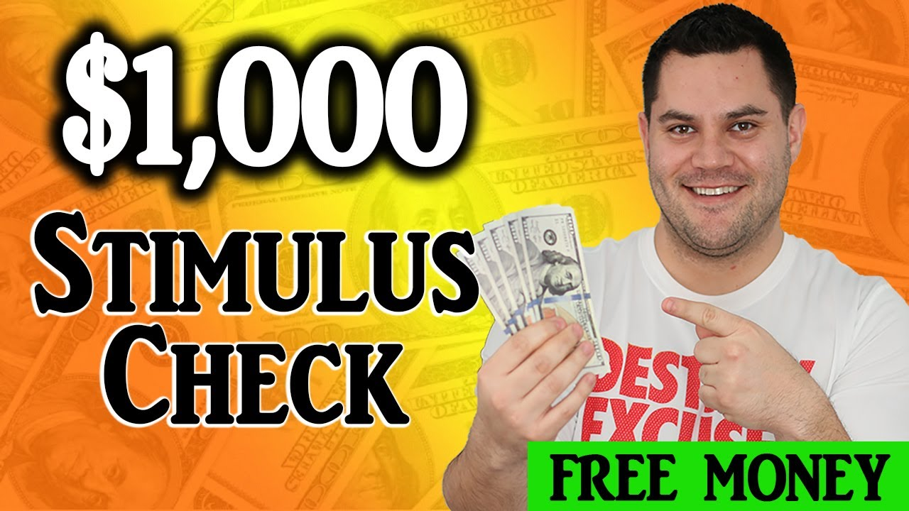 $1,000 Stimulus Check | Will You Get Yours (UPDATE) - YouTube