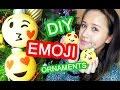 DIY Emoji Ornaments | jferlovesfashion