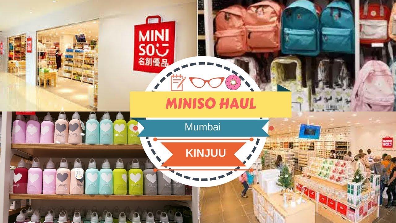 a14f716b24  Miniso  Minisoindia  minisohaul
