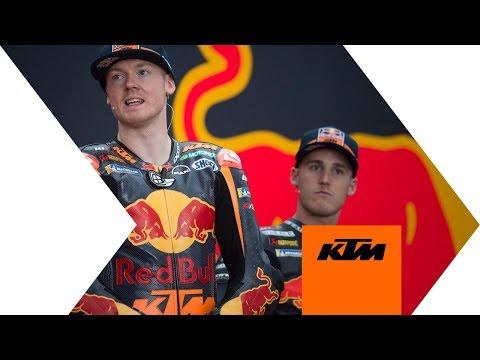 Live Stream 2018 MotoGP Team Launch | KTM