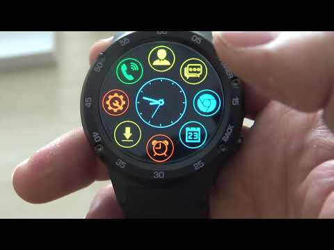 Zeblaze Smartwatch 4G Thor 4: Test Video Review FR HD (N-Gamz)