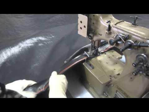 Sewing Woven Geotextile Fabric - BWI Enterprises Ltd.