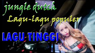 Jungle Dutch Lagu Populer Aku Milikmu Malam Ini Lagu Tinggi