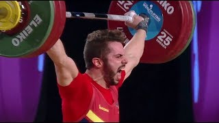 MEN 77kg B SNATCH / 2017 WEIGHTLIFTING WORLD CHAMPIONSHIPS