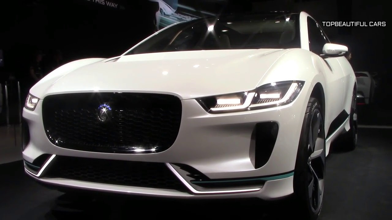 2019 Jaguar I Pace Interior Exterior design - YouTube