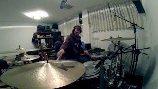 R.E.M - The one i love Drum cover