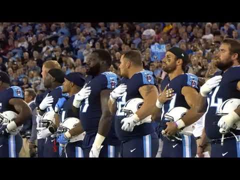 Challenger Soars at Titans vs. Colts Monday Night Football