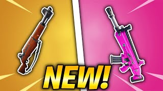 COMMENT À GET THE NEW CUDDLE HEARTS WRAP! NOUVEAU FUSIL D'INFANTERIE ! (Fortnite)