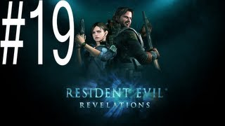 Resident Evil Revelations HD Part 19 Giant Sea Monster (Lets Play)