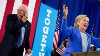 Wikileaks email dump suggests DNC tried to suppress Sanders