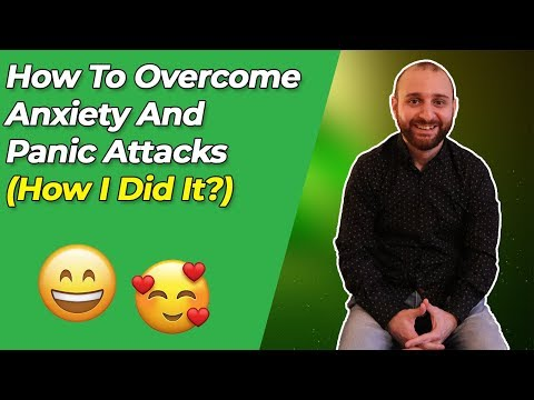 How To Overcome Anxiety And Panic Attacks Naturally