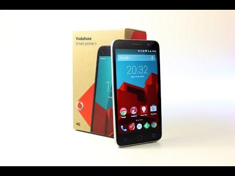 Vodafone Smart Prime 6 4G - Análise