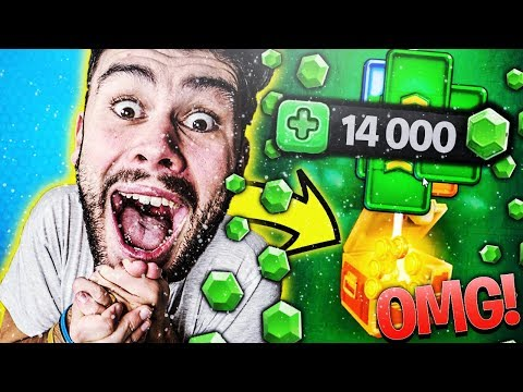 ENORME PACK OPENING 14 000 GEMMES !!!!