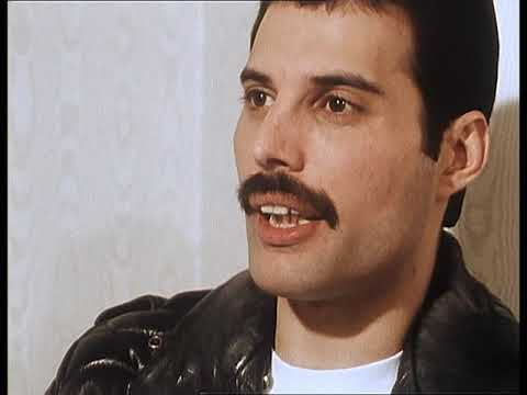 Freddie Mercury  1982 - Color Correction Test