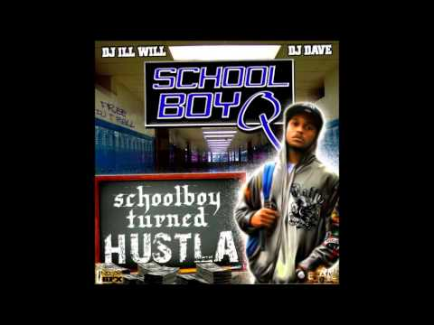 Schoolboy Q - Schoolboy Turned Hustla (Full Mixtape)