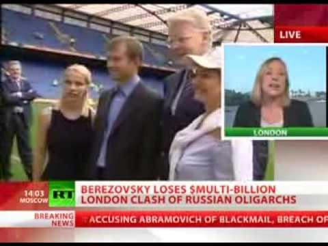 Roman Abramovich arrested in the USA - 2013