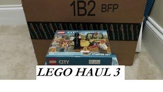 LEGO haul 3