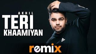 Teri Khaamiyan (Remix) | AKHIL | DJ Hans | Jaani | B Praak | New Remix Songs 2019