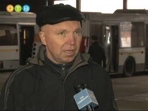 Контртеррористические учения в Одинцовском ПАТП