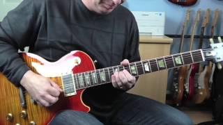 Mama - Toto - Guitar Solo Cover