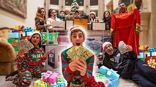 Download MOST INSANE FAMILY CHRISTMAS GIFTS OPENING EVER!! Mp3 and Videos