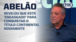 'Farei de tudo para ganhar a Libertadores com o Flamengo'