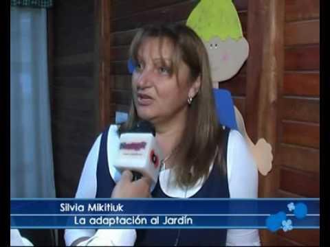 Silvia mikitiuk la adaptaci n al jard n nacer una for Adaptacion jardin